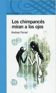 chimpaces miran a los ojos